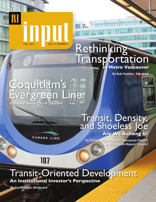 Input Magazine - Fall 2013
