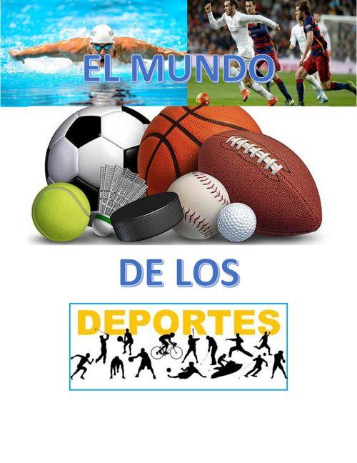 EL MUNDO DE LOS DEPORTES-Edición del 30 de noviembre del 201