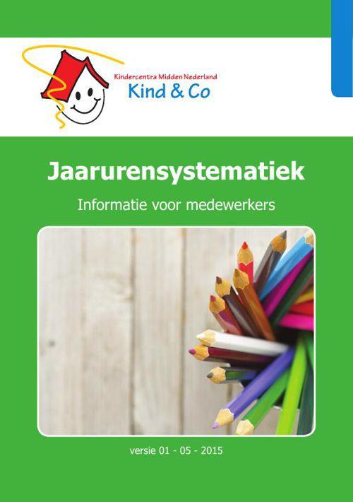 Jaarurensystematiek versie 01-05-2015