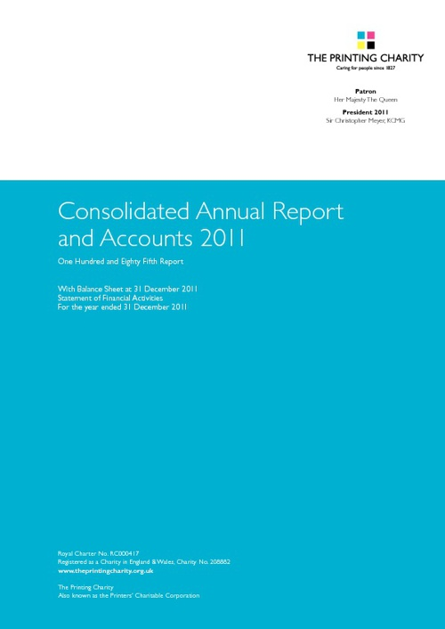 Annual Report and Accounts 2011