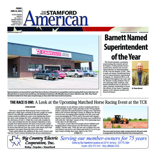 Stamford - Vol 7 Issue 52