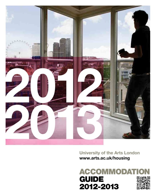 Accommodation Guide 2012-13