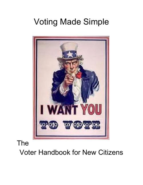 Voter Handbook Tanner Downing