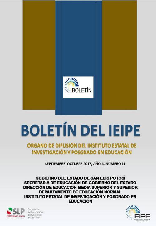 Boletin Septiembre - octubre 2017