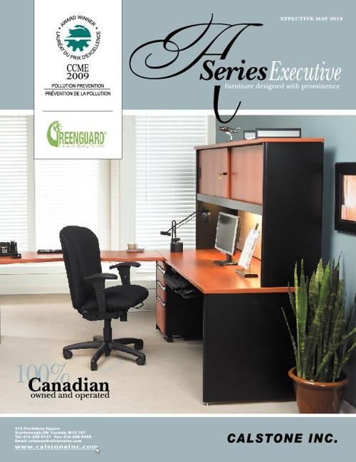 A Series Executive