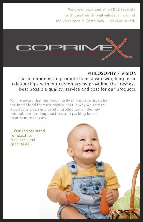 Brochure Coprimex English Version