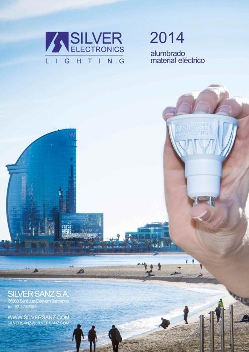 SILVER ALUMBRADO / MATERIAL ELECTRICO