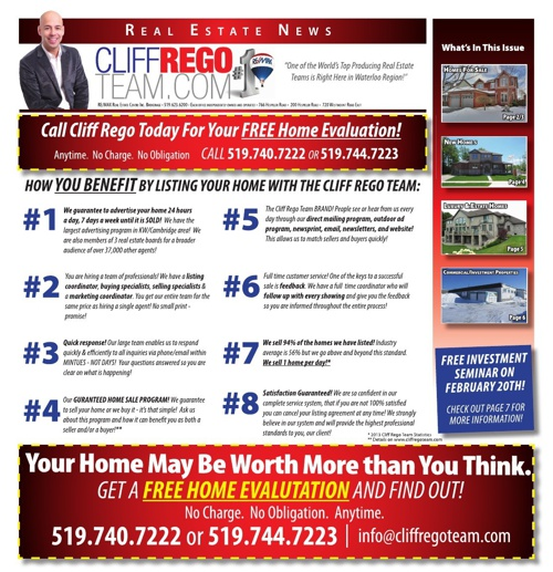 February Real Estate News