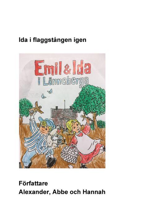 Ida i flaggstången (1)