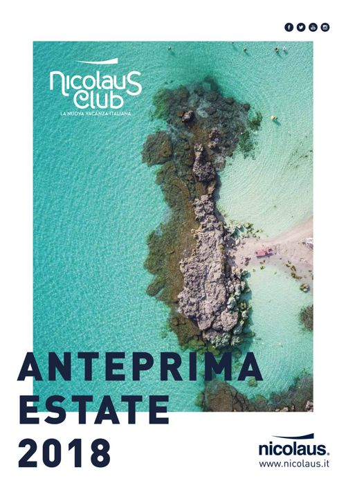 Anteprima Estate 2018