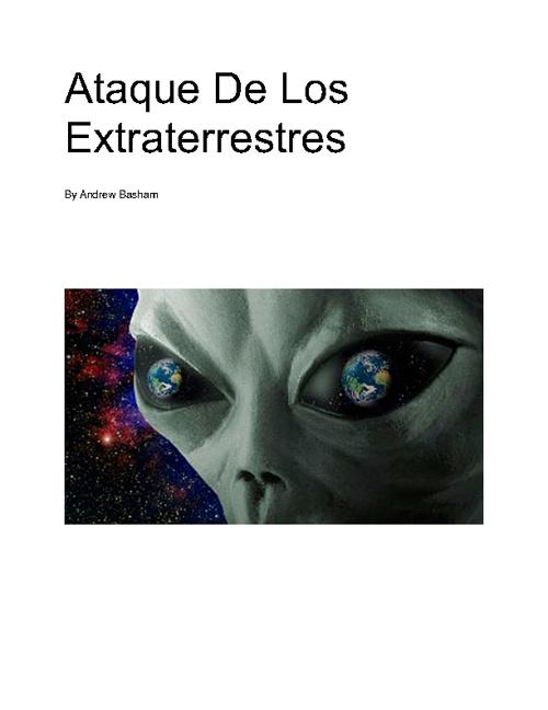 Ataque De Los Extraterrestres