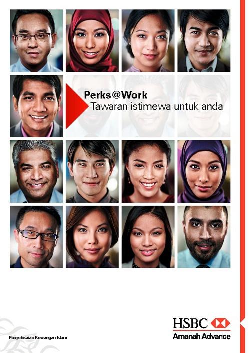 Perks@Work - Tawaran istimewa untuk anda