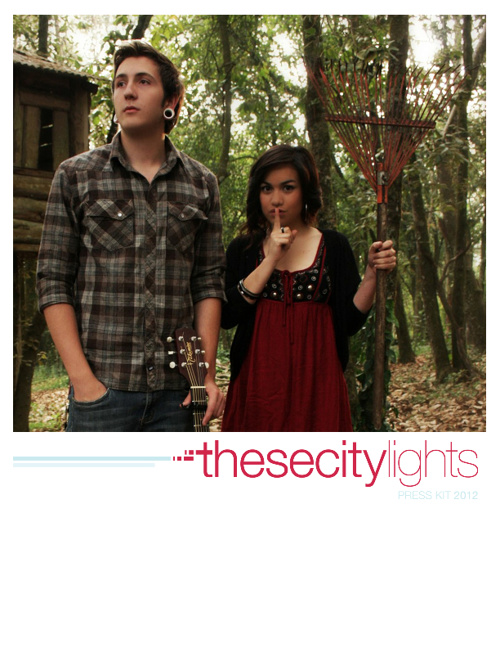 These City Lights - Press Kit 2012