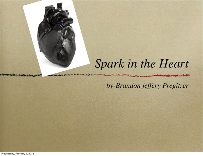 spark in the heart