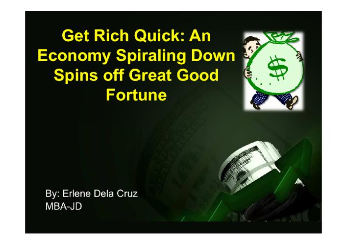 Get Rich Powerpoint