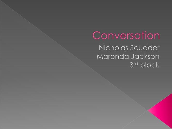 Nicholas Scudder Miranda