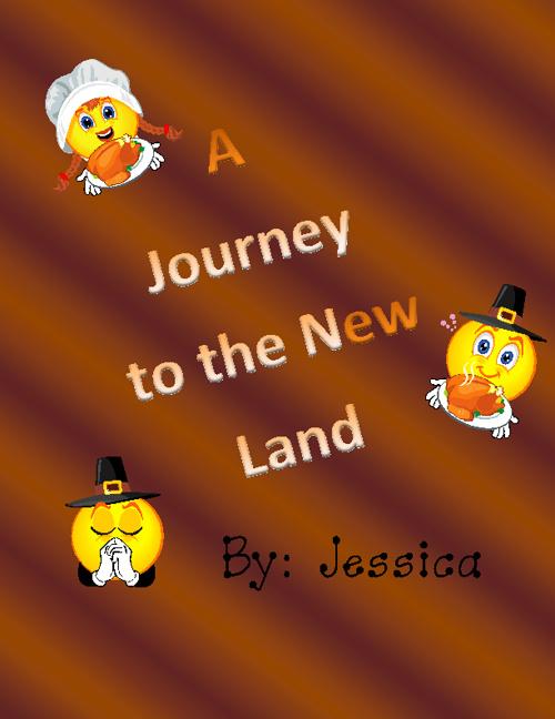 Jessica's Pilgrim Book
