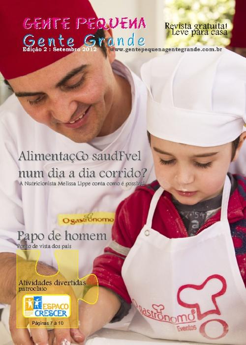 Revista Gente Pequena Gente Grande