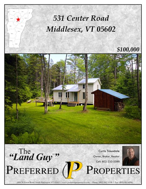 Property Brochure - Center Road, Middlesex