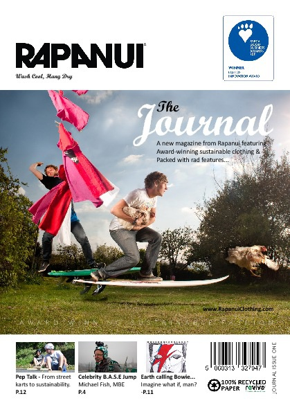 Journal Issue One | Rapanui