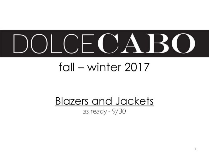MODEL FALL BLAZER JACKETS 2017