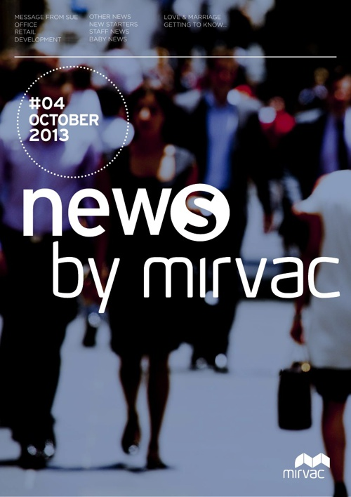 Mirvac National Newsletter October