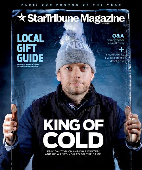 Star Tribune Magazine - Winter, 2017