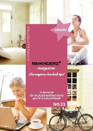 Reminderz Living & Lifestyle maart 2012