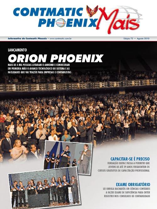 Edição 72 - Agosto / 2010