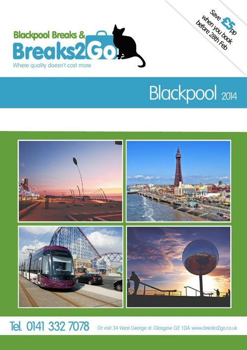 Blackpool Breaks 2014