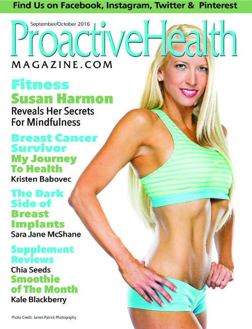 Proactive Health Magazine September/October 2016 issue