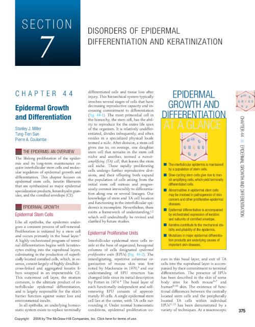 Fitzpatrick 2008 - Phần 02 - Rối Loạn Da Niêm - Section 07-12
