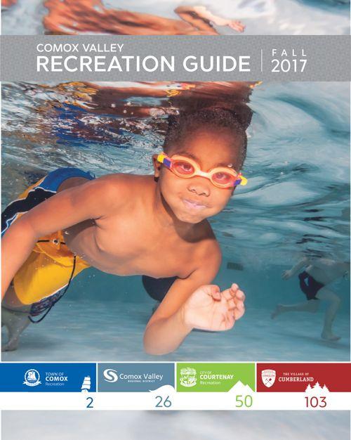 Fall 2017 - Comox Valley Rec Guide