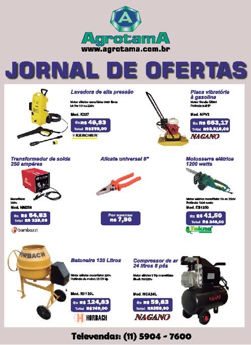 Jornal de Ofertas - Mês 6