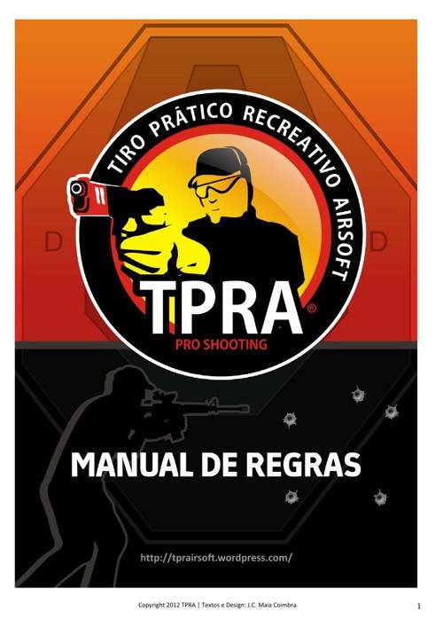 TPRA MANUAL DE NORMAS