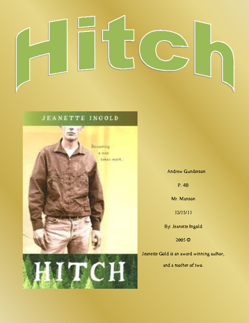 Hitch by Andrew Gunderson