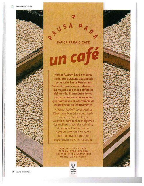 Pausa para Café (LATAM noviembre-17)