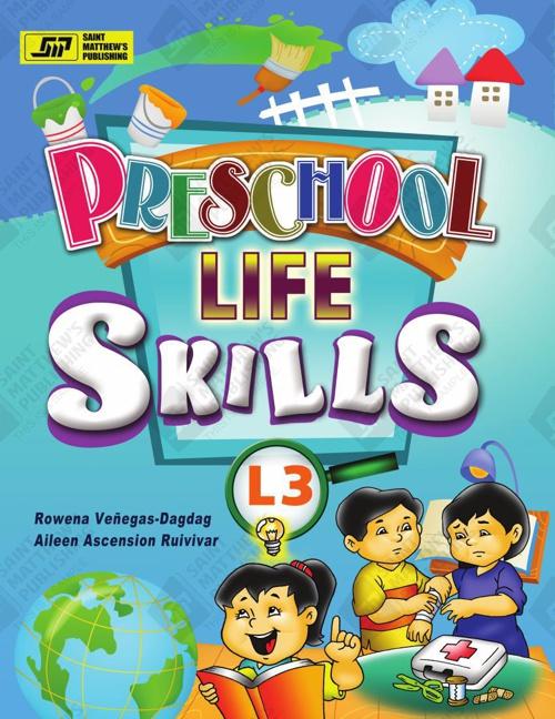 Preschool Life Skills - Level 3