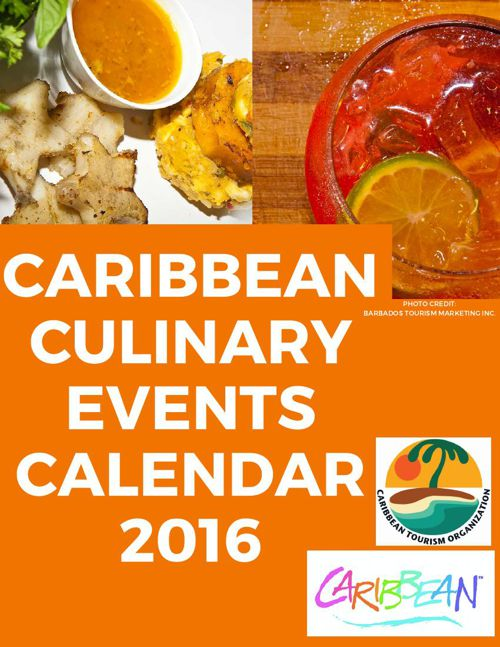 CTO Caribbean Culinary Events Calendar 2016 Version 3