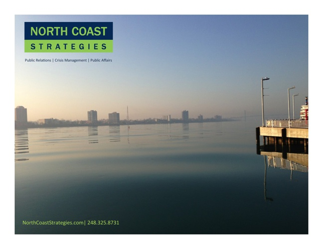 North Coast Strategies - An public relations + affairs agency