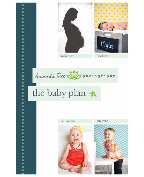 Amanda Dee Photography Baby Plan 2014 Guide