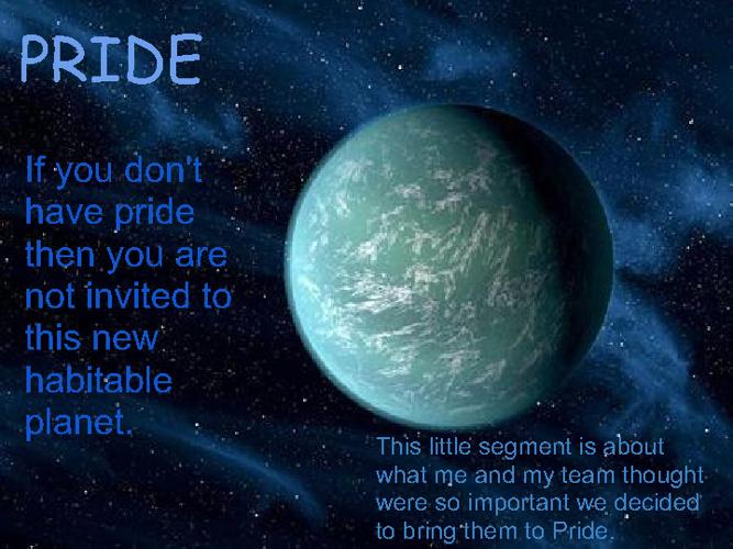 Planet Pride!