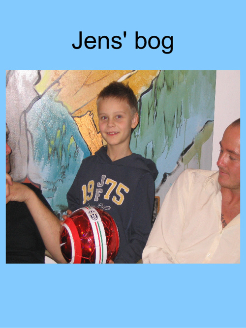 Jens' bog