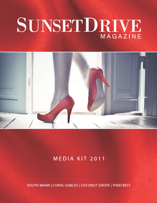 Sunset Drive Magazine | Media Kit 2011