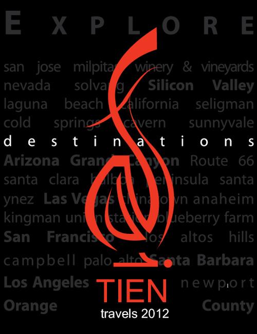 Tien Travels 2012 Magazine