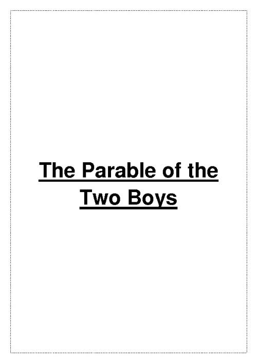 Parables of Luke