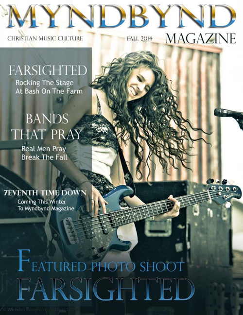Myndbynd Magazine Previous Issues 2014 - 2013