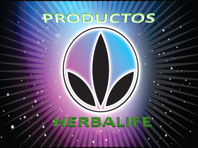 Productos Herbalife 1