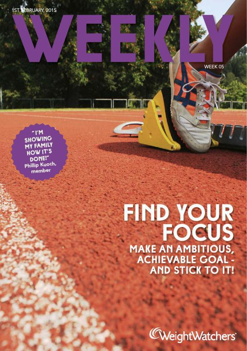 Weight Watchers Weekly - Issue 05, 2015