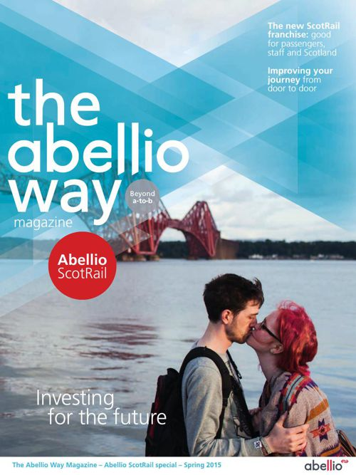 The Abellio Way Magazine - ScotRail edition